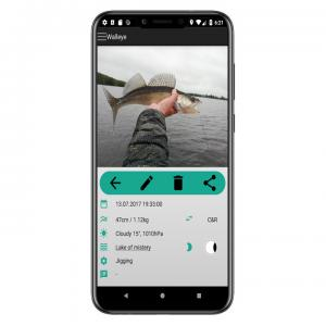 fish trace Fischer App Details
